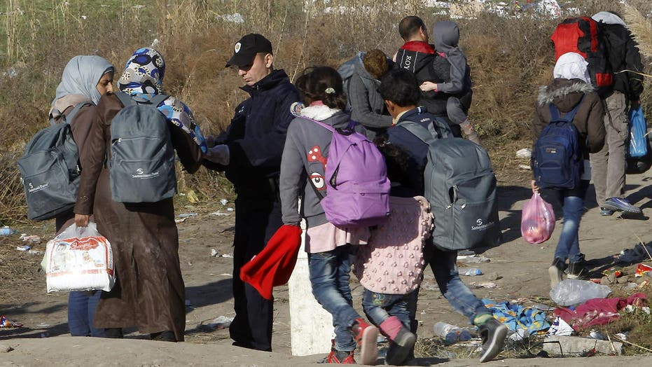 The politics of refugee relocation
