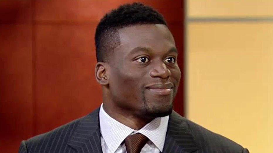 New Orleans Saints' Benjamin Watson gets 'real about race'