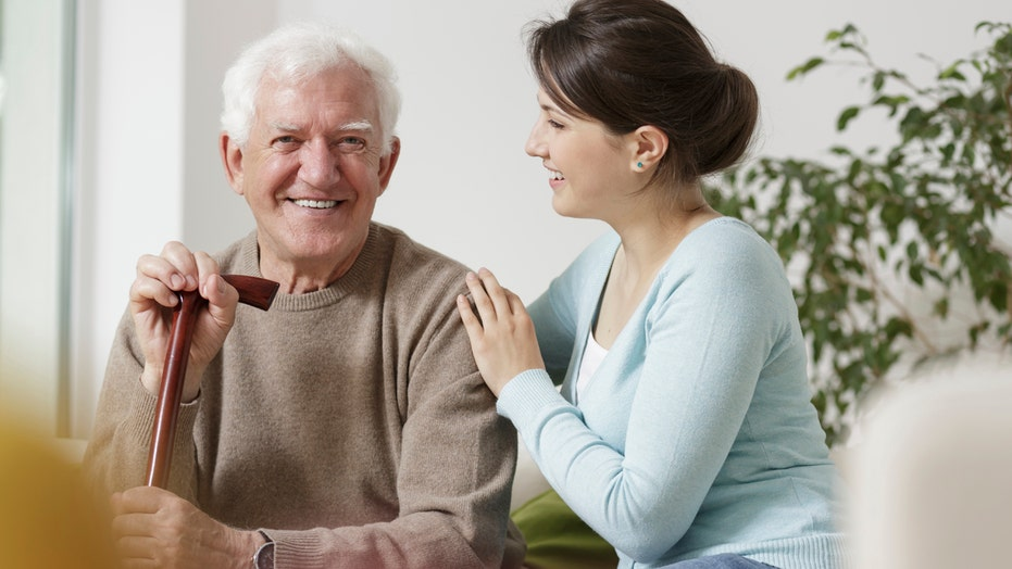 How to care for an aging parent