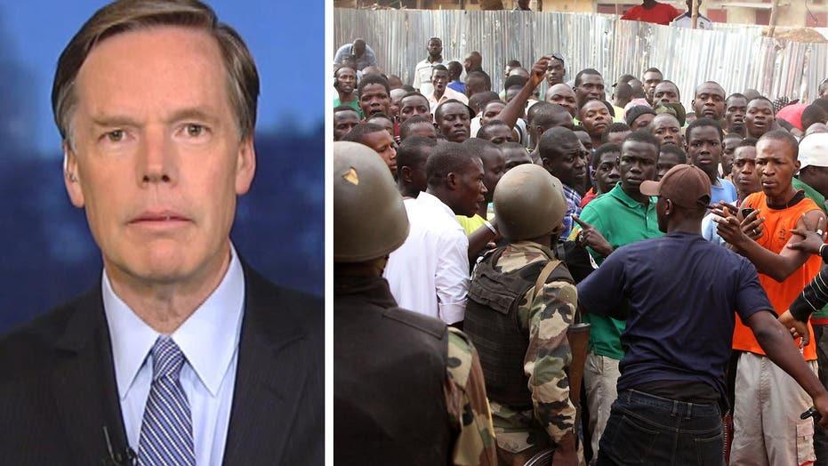Amb. Burns: Mali attack part of 'long war against terrorism'