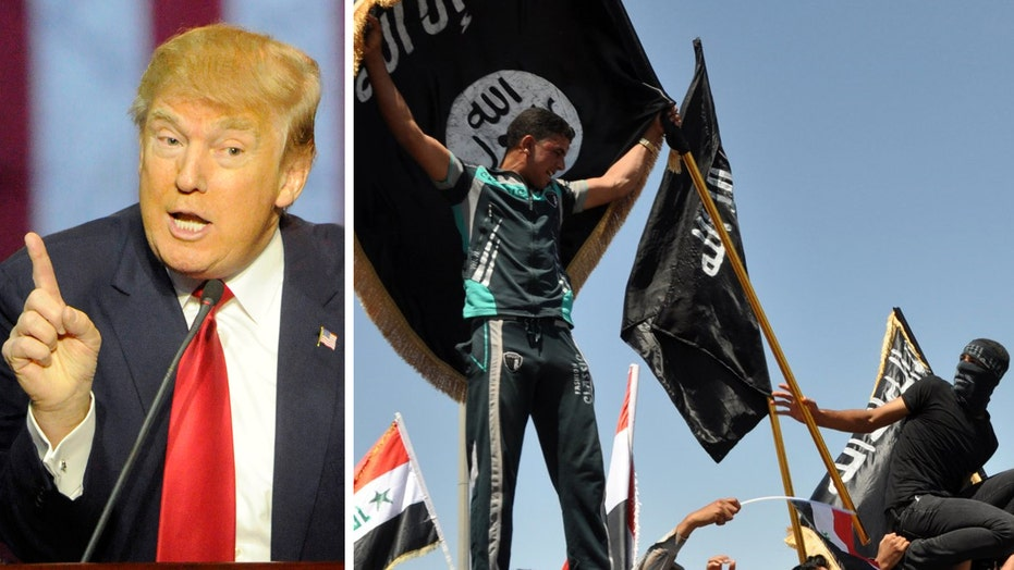 Trump: You wouldn't have ISIS if people had listened to me