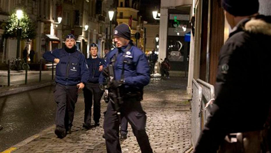 22 raids, 16 arrests in Belgium following Paris attacks