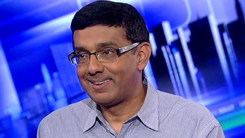 Dinesh D'Souza: What politics has in common with organized crime