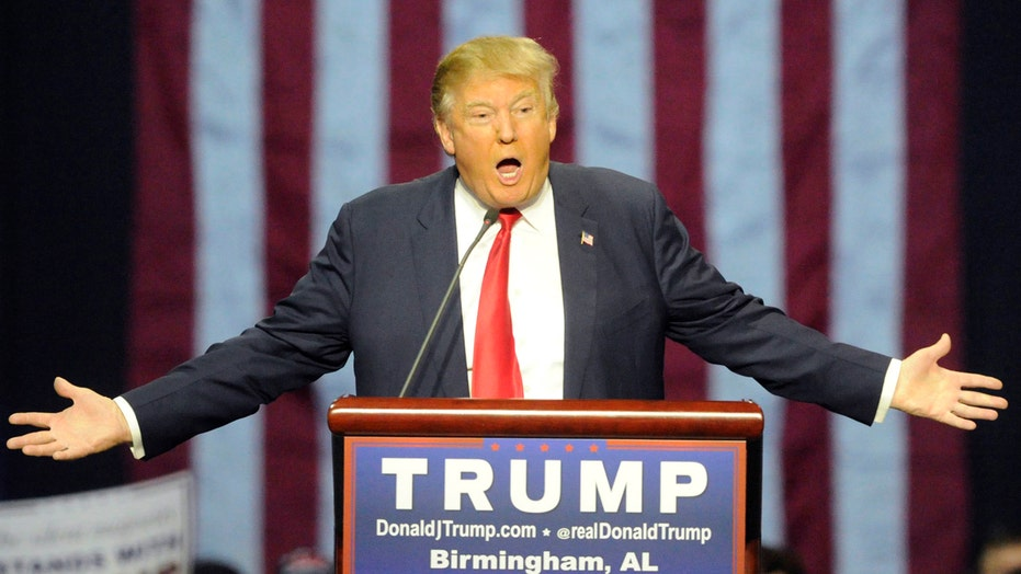 Anti-Trump movement takes shape