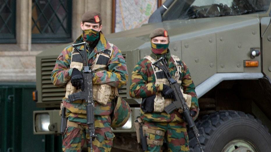 Belgian authorities on the hunt for Paris attack suspect