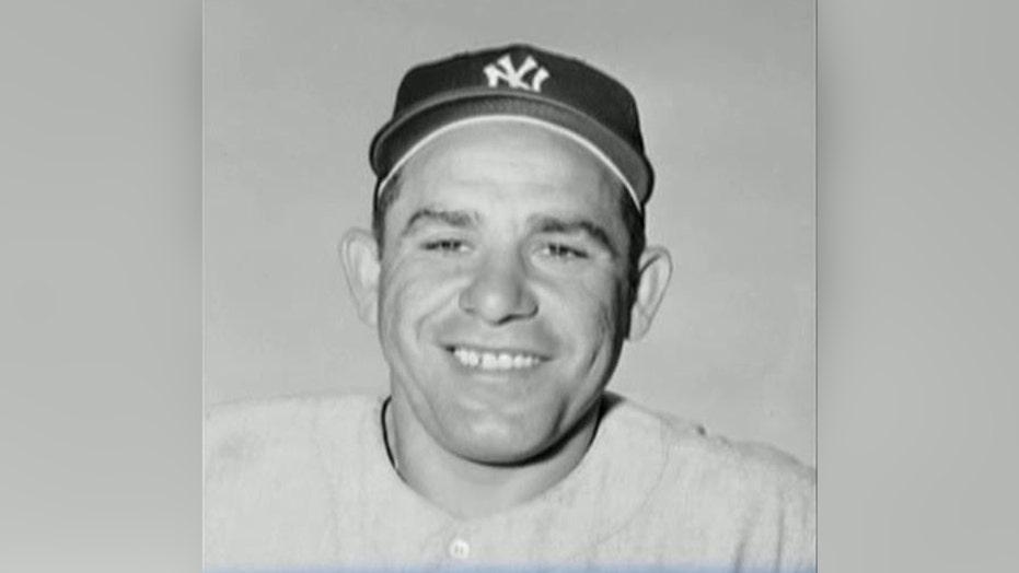 Yogi Berra to be awarded Presidential Medal of Freedom