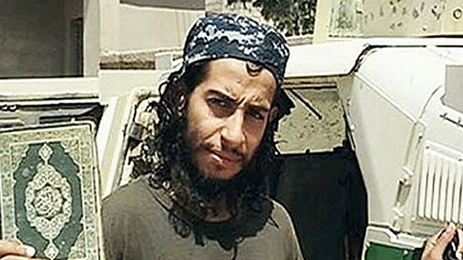 Paris attacks mastermind's hometown raided