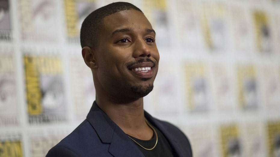 Michael B. Jordan expands 'Rocky' universe with 'Creed'