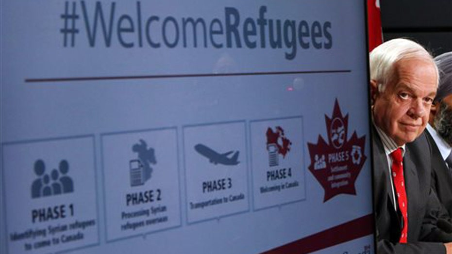 Canada's refugee plan raises concerns over northern border