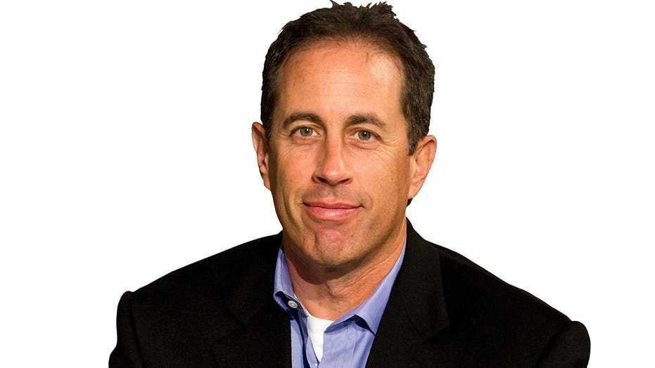 Hollywood Nation: Jerry Seinfeld stands up