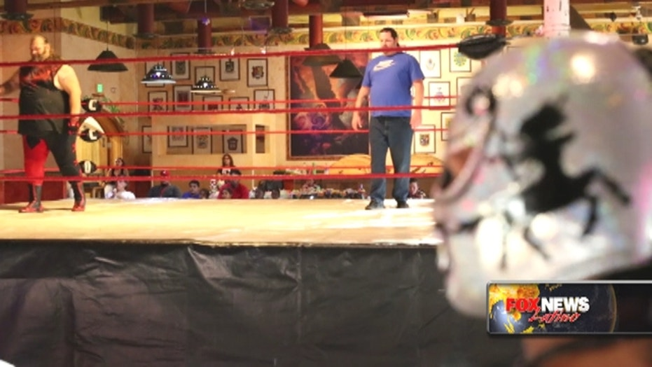 Colorful 'lucha libre' arrives in Phoenix