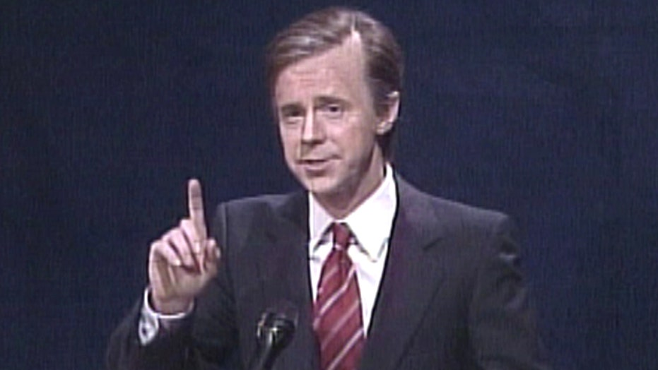 Dana Carvey's impact on the Bush presidency