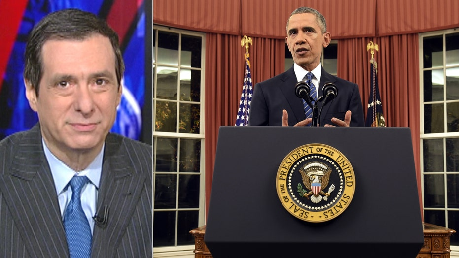 Kurtz: A tepid Oval Office address