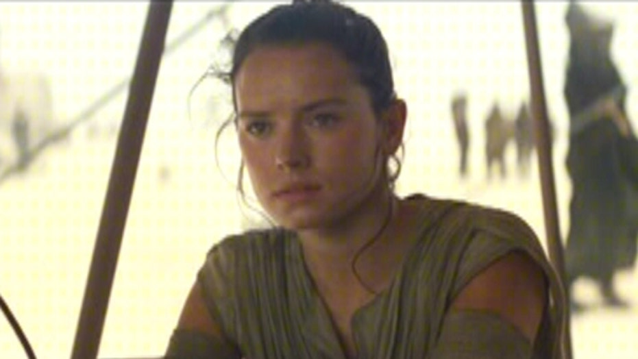 Girl power: Meet the new female stars of 'Star Wars'