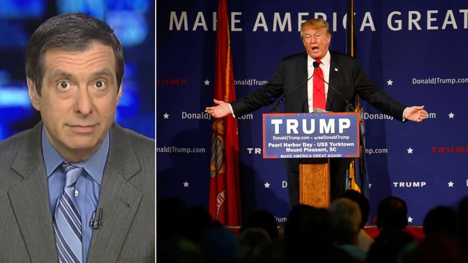 Kurtz: Trump's hostile media reception