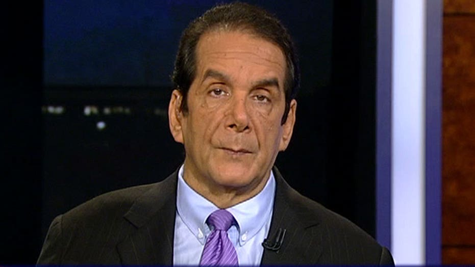 Krauthammer: Trump's proposal is