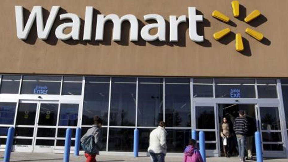 Walmart wants to speed things up at the check-out line