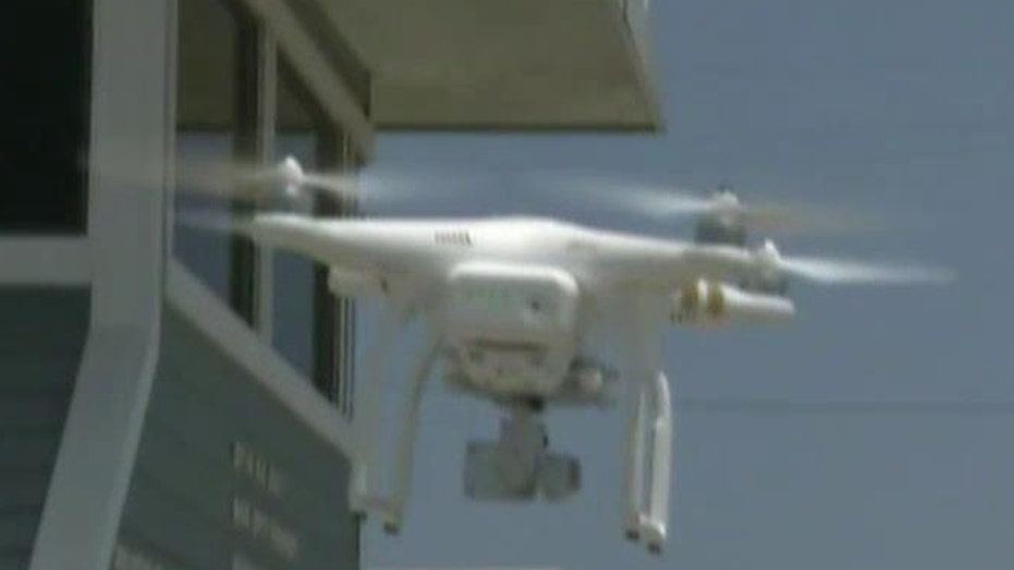 Close encounters between planes and drones on the rise