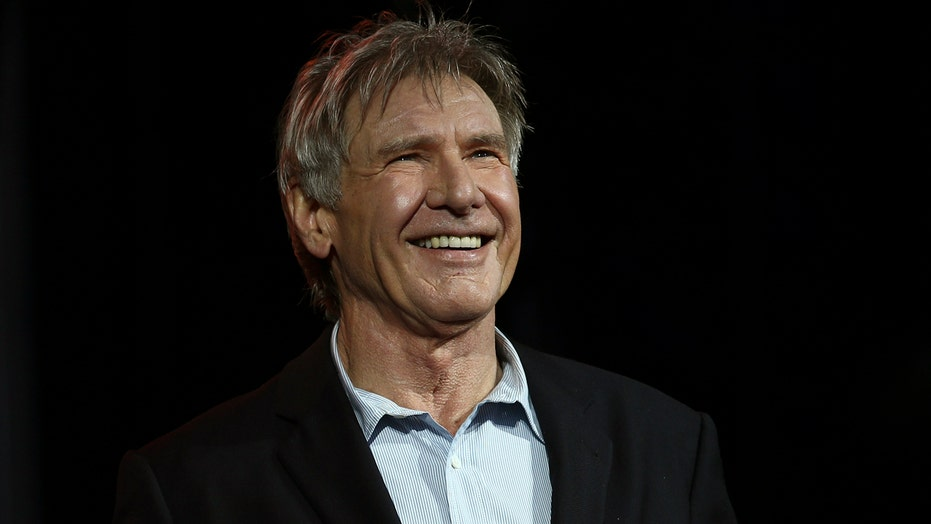 Harrison Ford on reuniting with J.J. Abrams