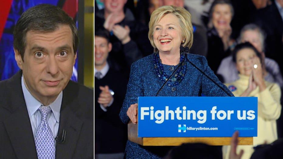 Kurtz: Hunting for Hillary