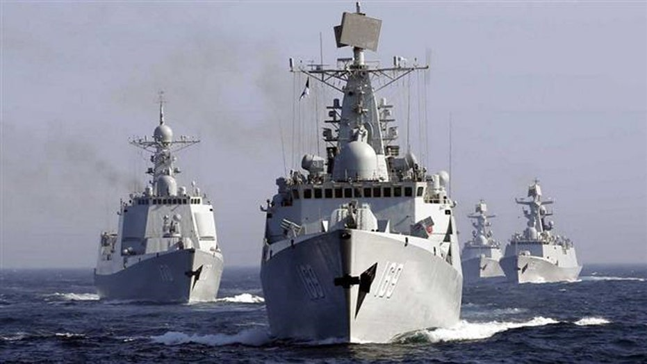 Is China edging toward a conflict with the US?