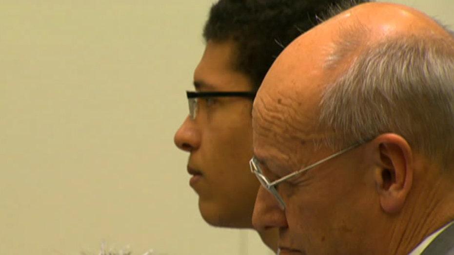 Jury finds Mass. teen guilty murder of high school teacher