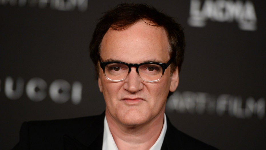 Tarantino hopping mad at 'Star Wars'
