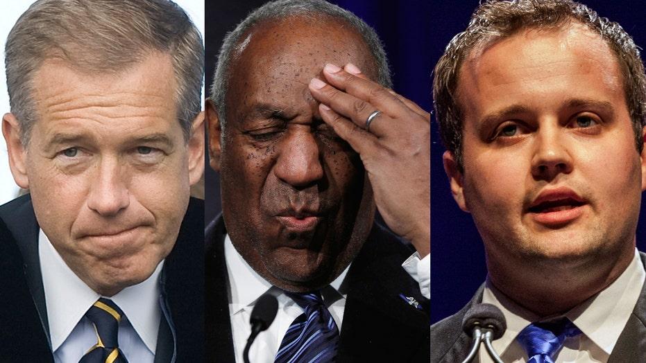 2015's biggest celebrity losers