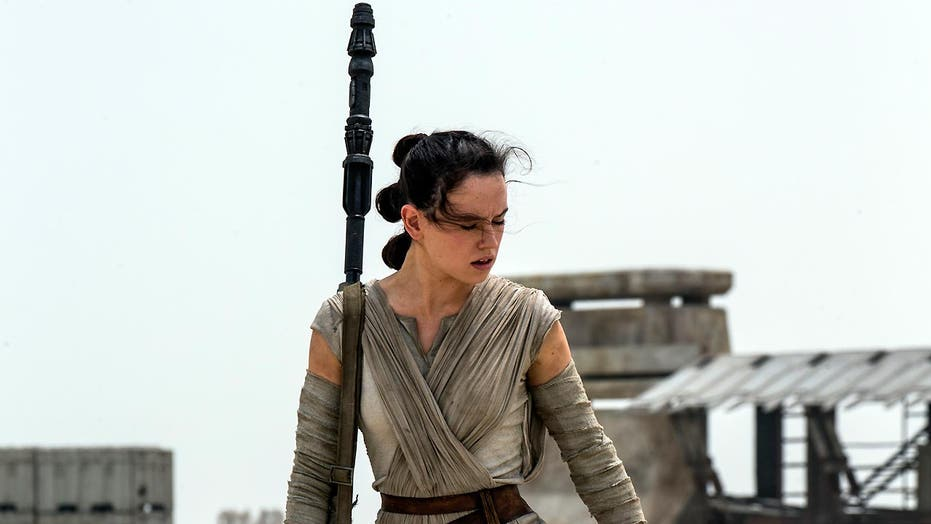 Will 'Star Wars' make box office history?