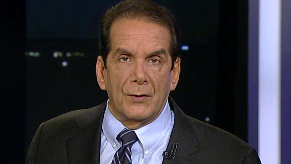 Krauthammer on NYT report
