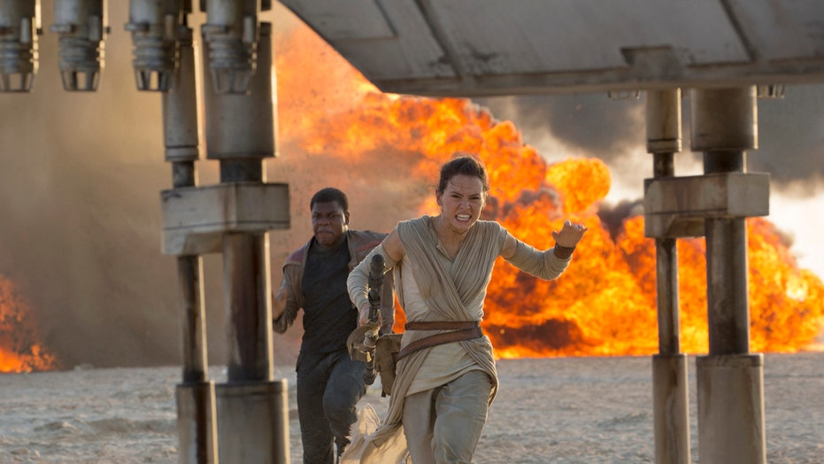 'Star Wars' sets all-time record