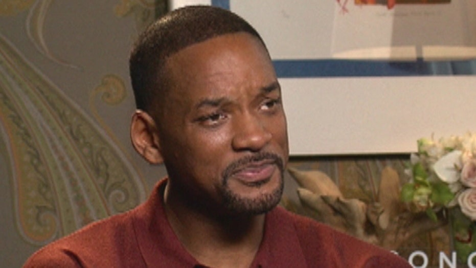 Will Smith on NFL 'Concussion' controversy