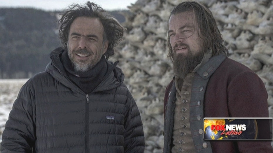 Alejandro G. Iñárritu's talks 'The Revenant'