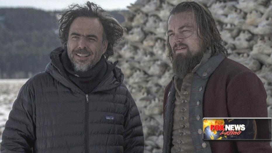 Alejandro G. Iñárritu's talks 'The Revenant'