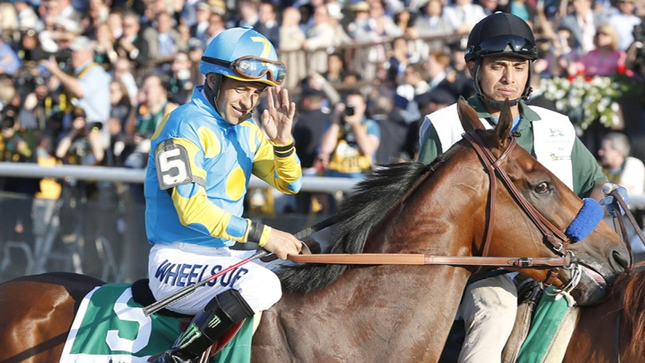 Espinoza: American Pharoah is a horse like no other
