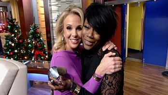 Elisabeth Hasselbeck thanks her 'chief beauty officer' Karen