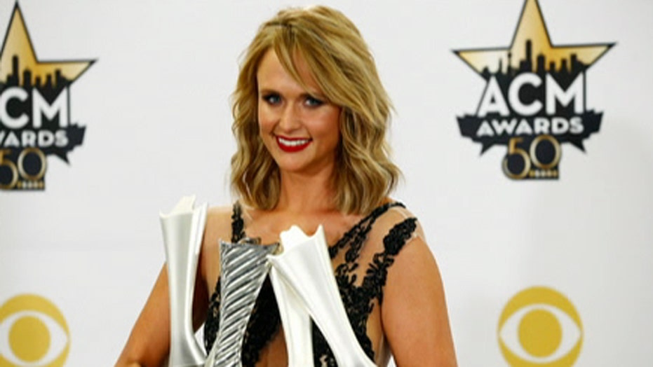 Miranda Lambert has new boyfriend