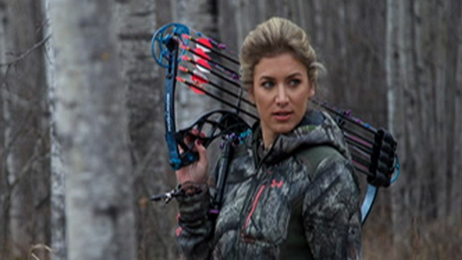 Eva Shockey: 'I just wanted to go hunting with my dad'