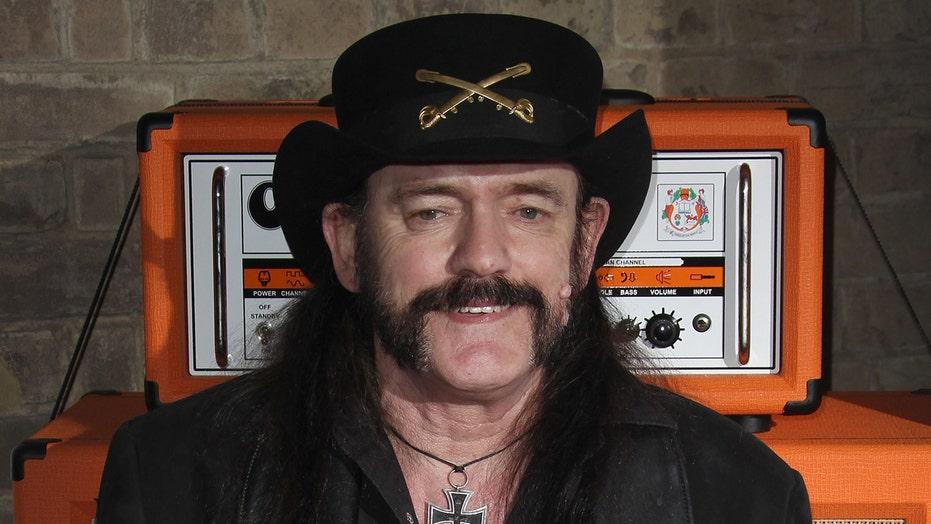Motorhead frontman Lemmy Kilmister dies