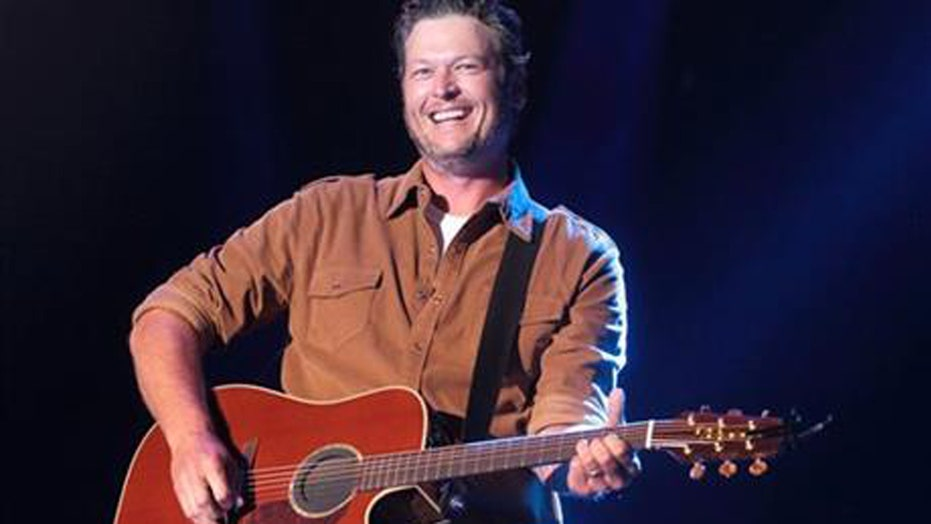 Blake Shelton: 2015 was 'greatest year' ever