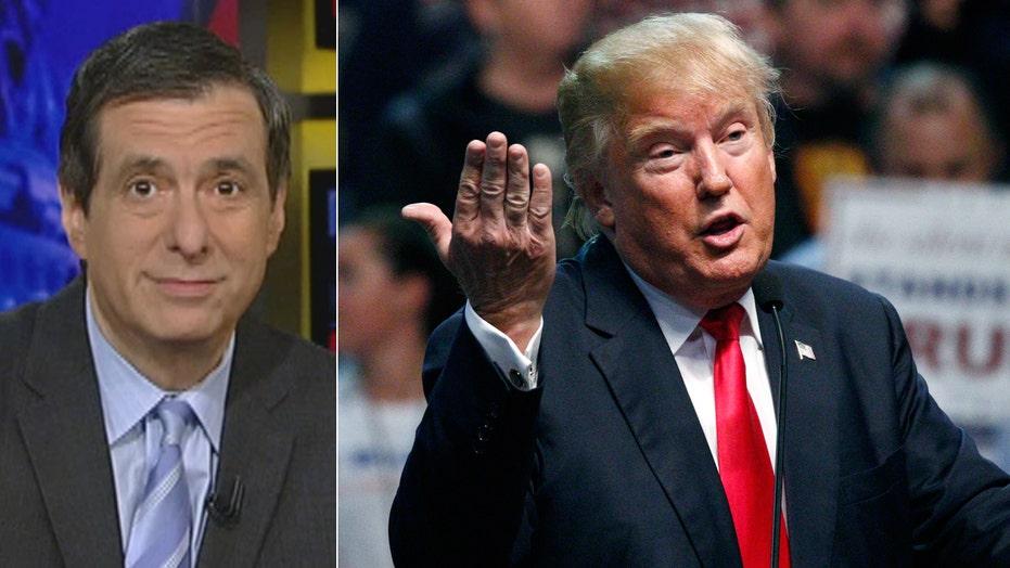 Kurtz: Is Trump wasting his money?