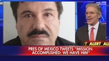 Geraldo Rivera gives his analysis on the re-capture of Mexico's most wanted drug lord - El Chapo.