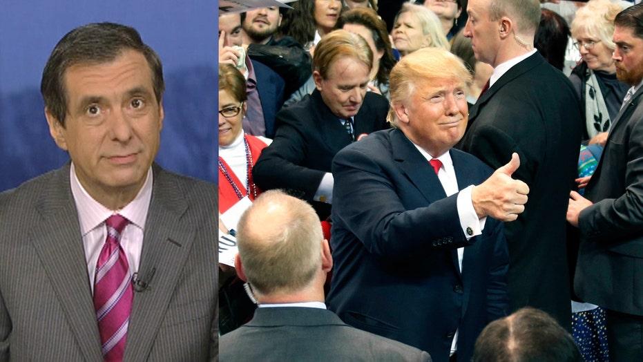 Kurtz: Is GOP establishment panicking over Trump?