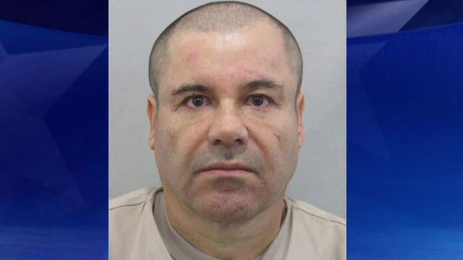 Geraldo Rivera: No Mexican jail can hold 'El Chapo'