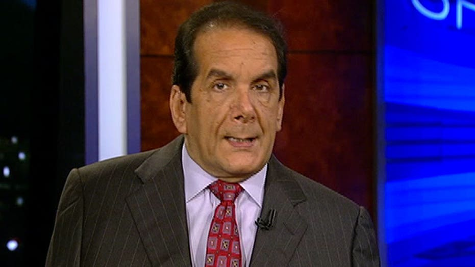 Krauthammer on Hillary Clinton's email