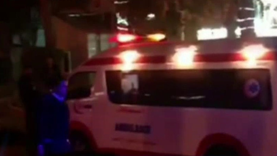 Three European tourists stabbed at resort in Egypt