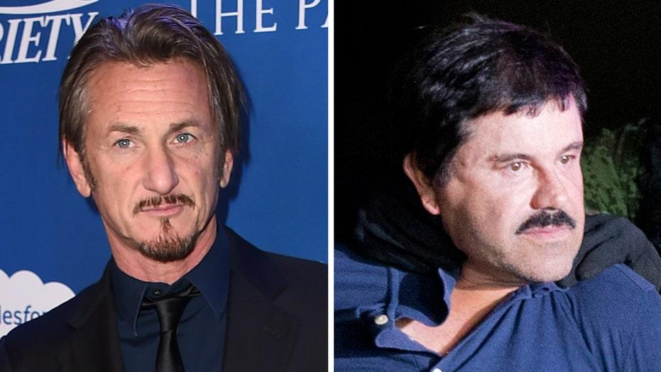 Sean Penn's El Chapo sitdown