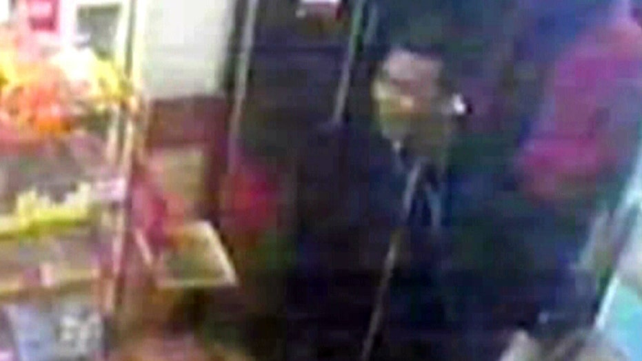 Surveillance video shows alleged Brooklyn gang rape suspects