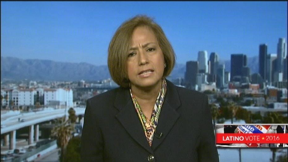 Rosario Marin touts Jeb Bush for president