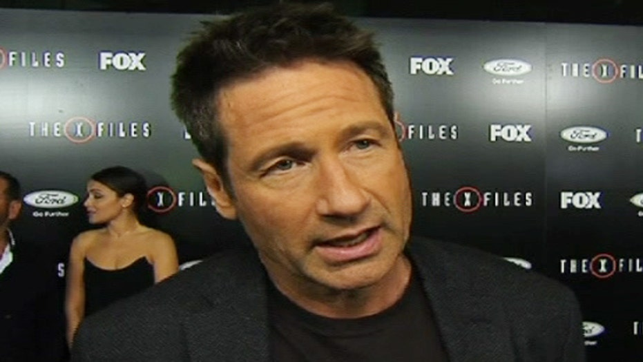 'X-Files' reunion 13 years in the making